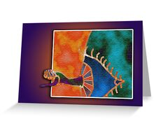 Out of Sight Greeting Card