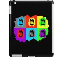 Warhol Kombat iPad Case/Skin