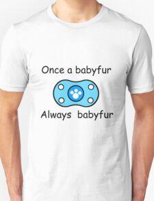 Babyfur Pride (Blue) T-Shirt