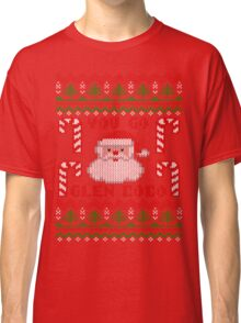 Funny  You Go Glen Coco Ugly Christmas Sweater Classic T-Shirt