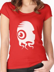 Astro-Squidlet Gnomey Women's Fitted Scoop T-Shirt