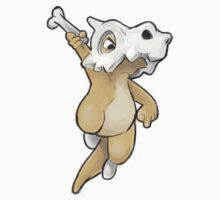 Cubone by quietsnooze