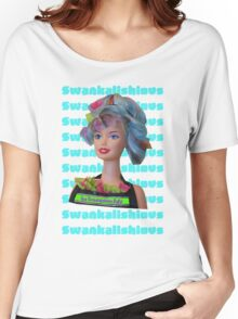 Swankalishious Babe Women's Relaxed Fit T-Shirt