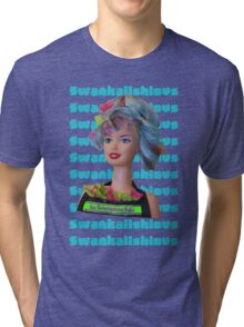 Swankalishious Babe Tri-blend T-Shirt