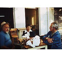 The Three Amigos Photographic Print