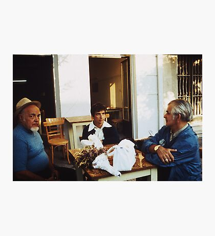 The Three Amigos Photographic Print