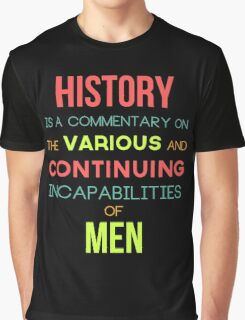 The History Boys Graphic T-Shirt