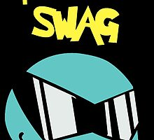 Squirtle Used Swag by thetruth90210