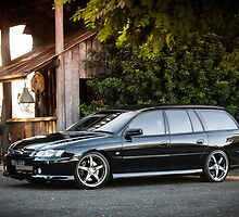 Brett Ogden's Holden VY SS Commodore Wagon by HoskingInd