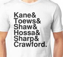 Blackhawks Allstars Unisex T-Shirt