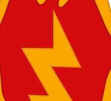 25th Infantry 4th BCT (Airborne) Sticker