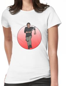 Glenn Rhee - The Walking Dead Womens Fitted T-Shirt