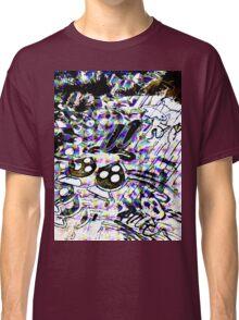 Skatey Trippy Classic T-Shirt