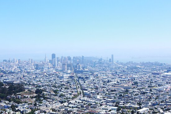 San Francisco by Arod28