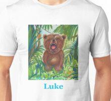 LUKE roaring bear Unisex T-Shirt