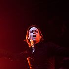 Josh Todd of Buckcherry @ Hordern Pavilion, Sydney - Dec 7, 2013 by HoskingInd