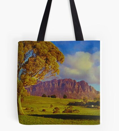 Mt Roland, Tasmania Tote Bag