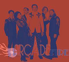 Arcade Fire by ascheb