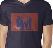 Arcade Fire Mens V-Neck T-Shirt