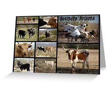 Southern Arizona C.O.W. Boys Greeting Card