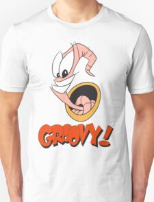 Earthworm Jim v2 Unisex T-Shirt