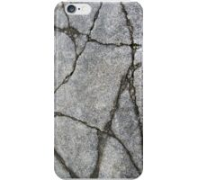 Cracks iPhone Case/Skin