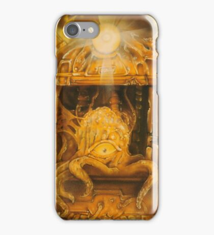 Giger Dalek iPhone Case/Skin