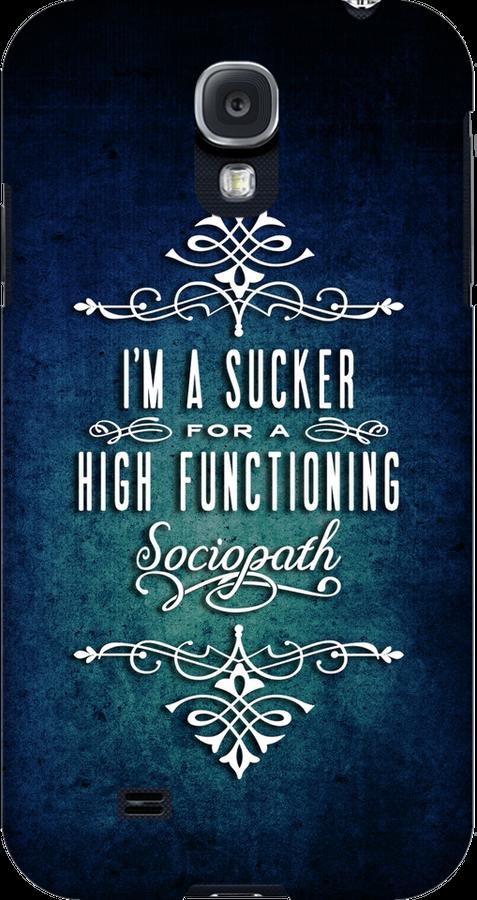 High Functioning Sociopath by starrygazer