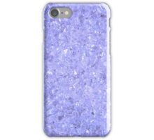 Blue Crystals iPhone / Samsung Galaxy Case iPhone Case/Skin