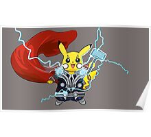 By The Power of Thorchu! Poster