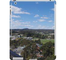 Ballarat overshadowed iPad Case/Skin