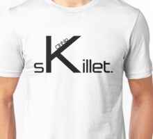 """The infamous Skillet """"k"""" tee Unisex T-Shirt"""