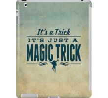 It's a Trick! iPad Case/Skin