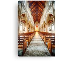Sacred Heart IV Canvas Print