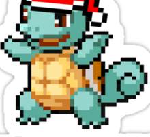 Merry Christmas! - Squirtle Sticker