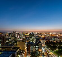 Magnificent Melbourne V by Ray Warren