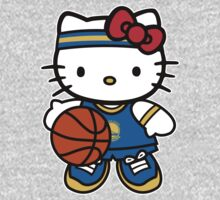 Hello Kitty Loves The Golden State Warriors! by endlessimages