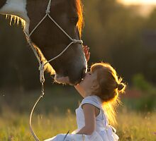 Pony Kisses by Brian Edworthy