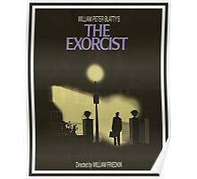 Exorcist - Movie Poster Poster