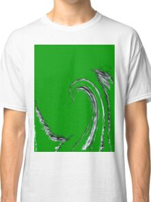 Greener Tidal Wave Classic T-Shirt