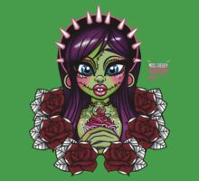 Zombies Love Cupcakes! Kids Clothes