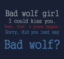 bad wolf girl by Trust50