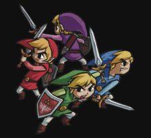 4 Swords Kids Clothes