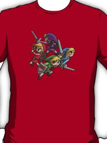 4 Swords T-Shirt