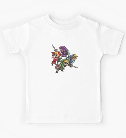 4 Swords Kids Tee