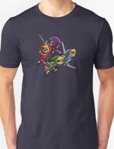 4 Swords Unisex T-Shirt