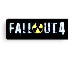 Fallout 4 - 7 Canvas Print