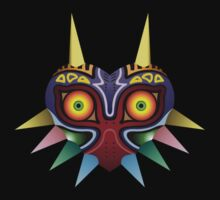 Majoras mask One Piece - Short Sleeve