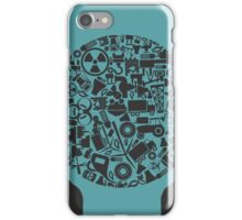 Hand the industry2 iPhone Case/Skin
