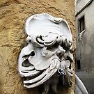 Street corner fountain, Florence, Italy by buttonpresser